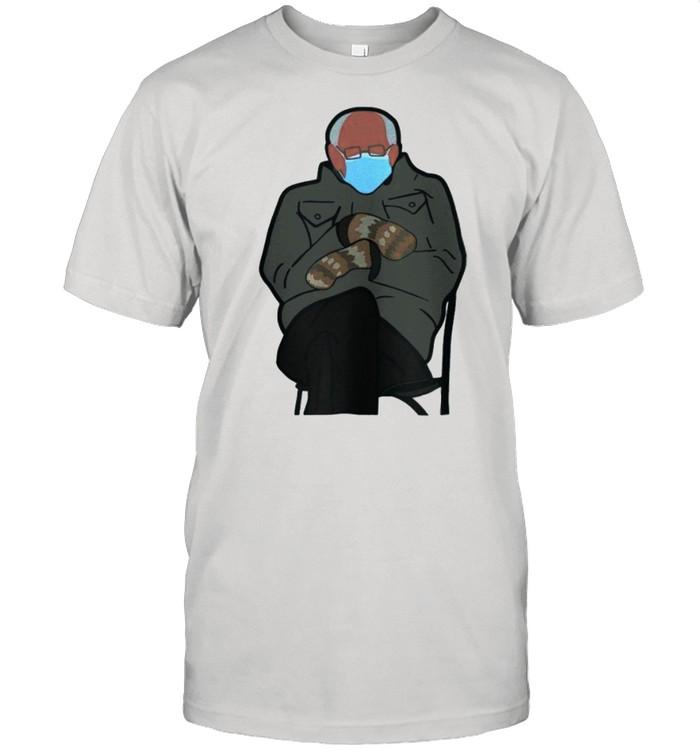 Bernie Sanders Face Mask The 46th President shirt Classic Men's T-shirt