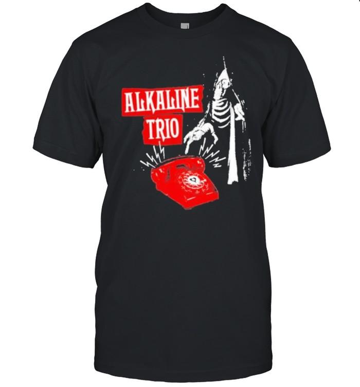 Alkaline trio call me shirt Classic Men's T-shirt