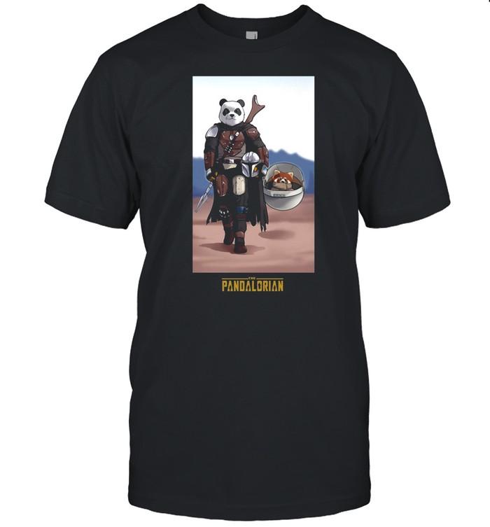 The Pandalorian shirt Classic Men's T-shirt