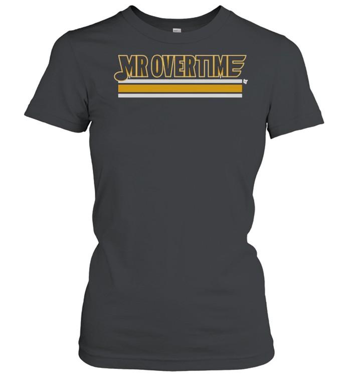 Mr Overtime Vintage shirt Classic Women's T-shirt