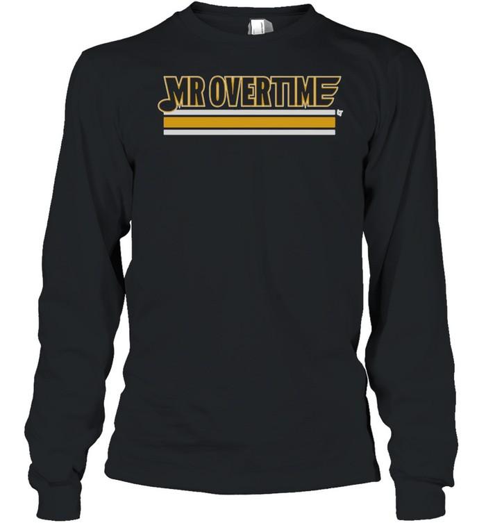 Mr Overtime Vintage shirt Long Sleeved T-shirt