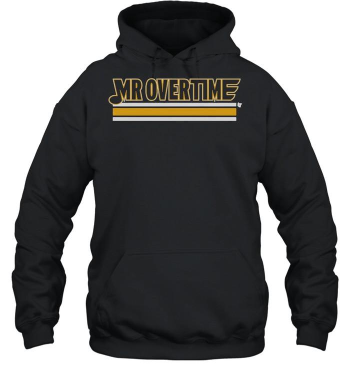Mr Overtime Vintage shirt Unisex Hoodie