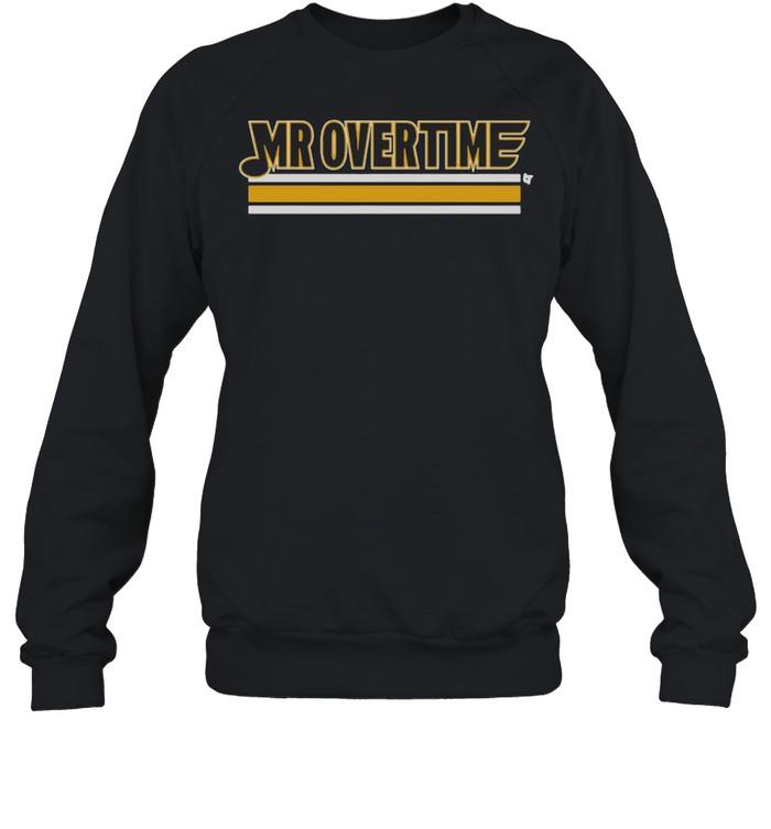Mr Overtime Vintage shirt Unisex Sweatshirt
