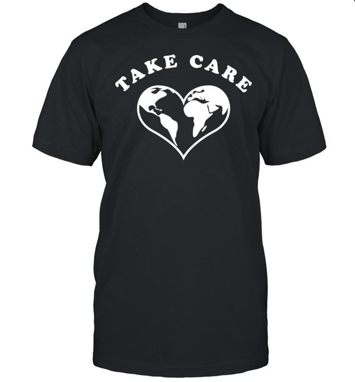 Take care shirt Classic Men's T-shirt