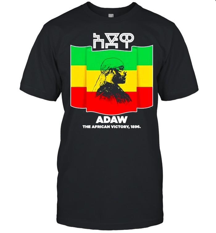 Victory Menelik Ii Battle Of Adwa shirt Classic Men's T-shirt