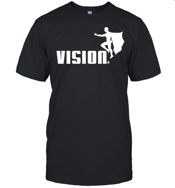 Synthezoid athletics vision shirt Classic Men's T-shirt