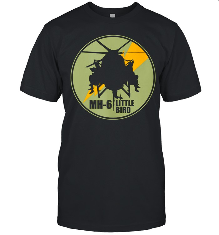 MH6 Helicopter shirt Classic Men's T-shirt