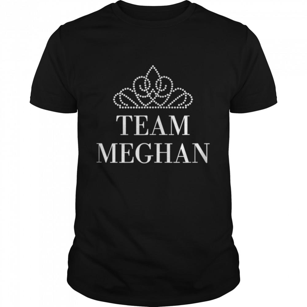 Team Meghan  Classic Men's T-shirt