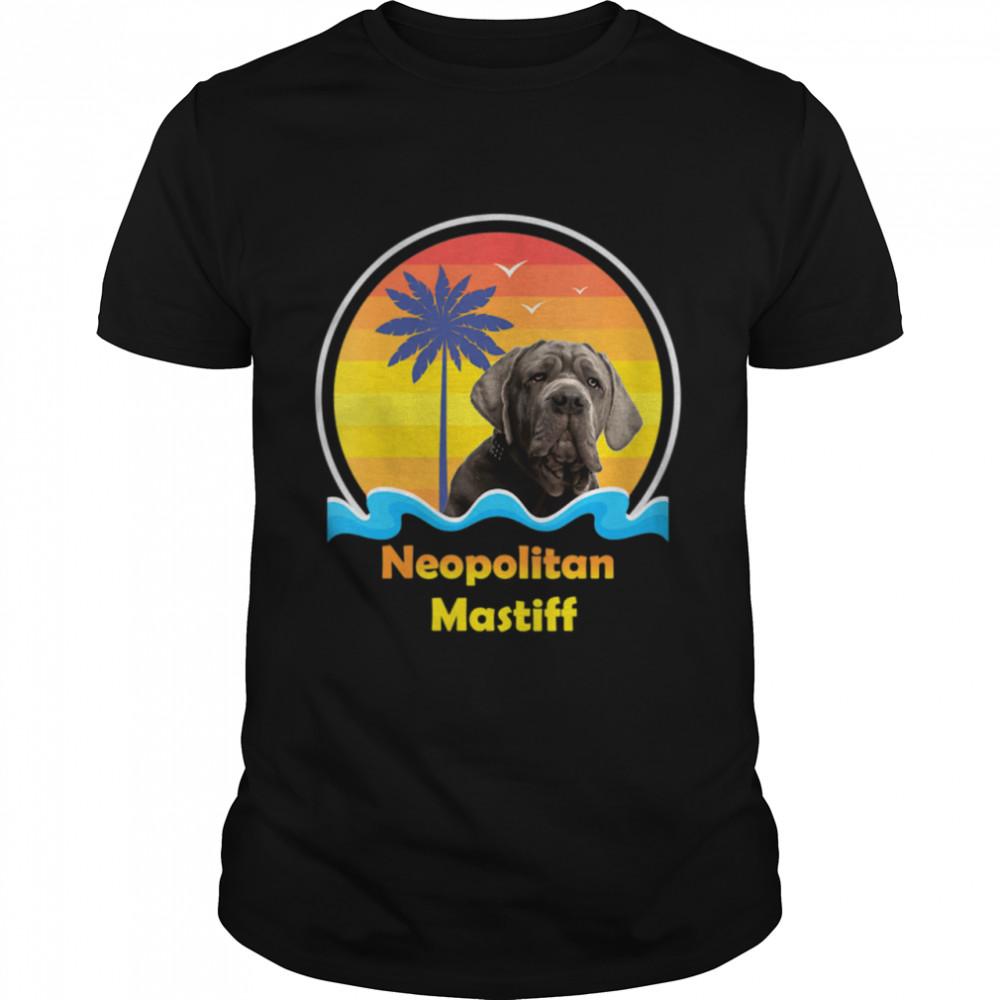 Neopolitan Mastiff  Classic Men's T-shirt