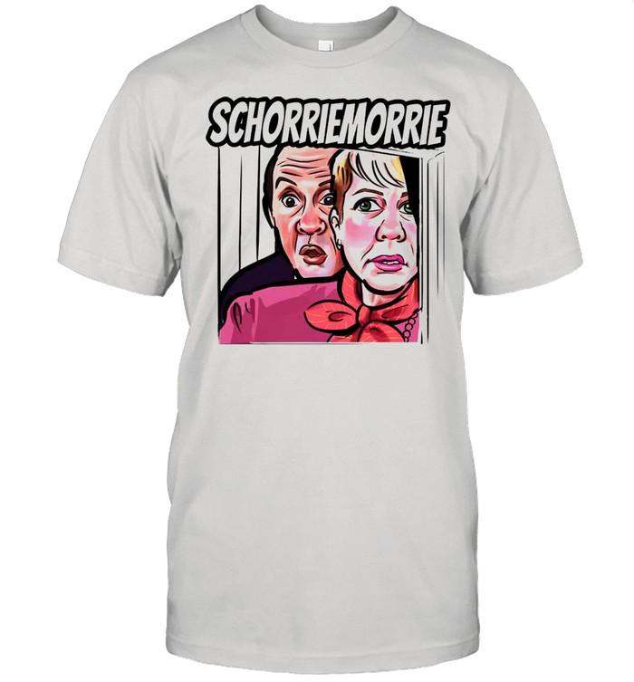 Schorriemorrie Kijk Maar Uit Met Dat T-shirt Classic Men's T-shirt