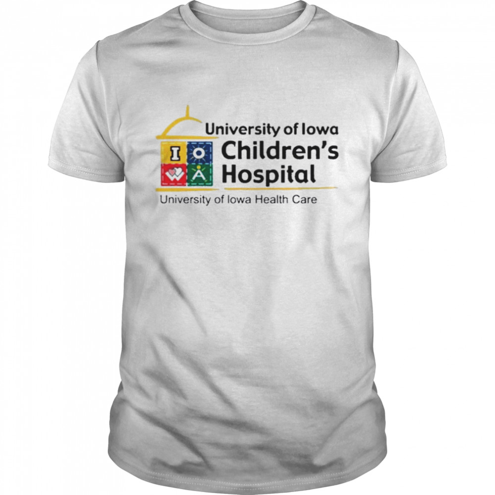 University of Iowa childrens hospital university of Iowa healthy care shirt Classic Men's T-shirt