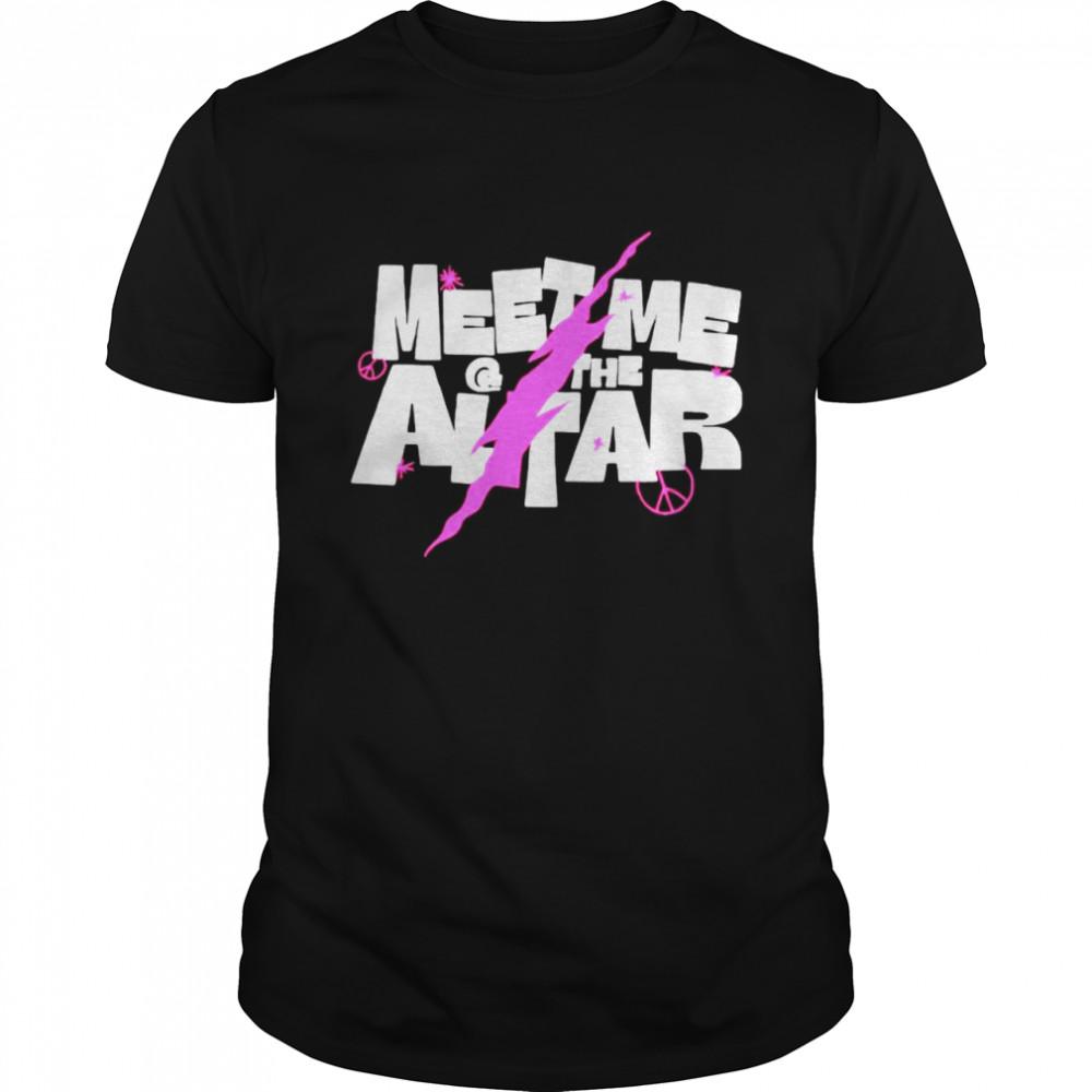 Meet me the altar shirt Classic Men's T-shirt
