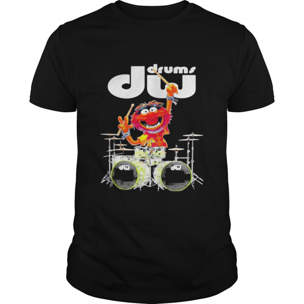 Drums Dw Muppet  Classic Men's T-shirt