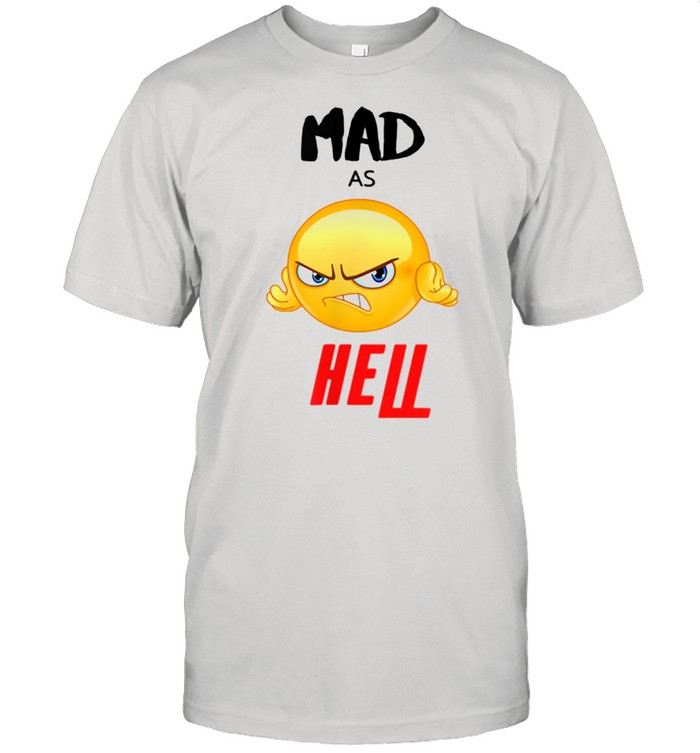 Angry Mad Apparel  Classic Men's T-shirt