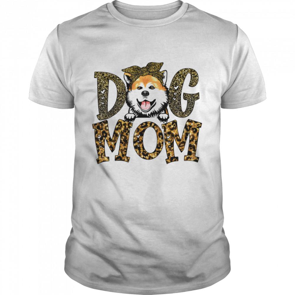 Akita Dog Mom Mother's Day  Classic Men's T-shirt