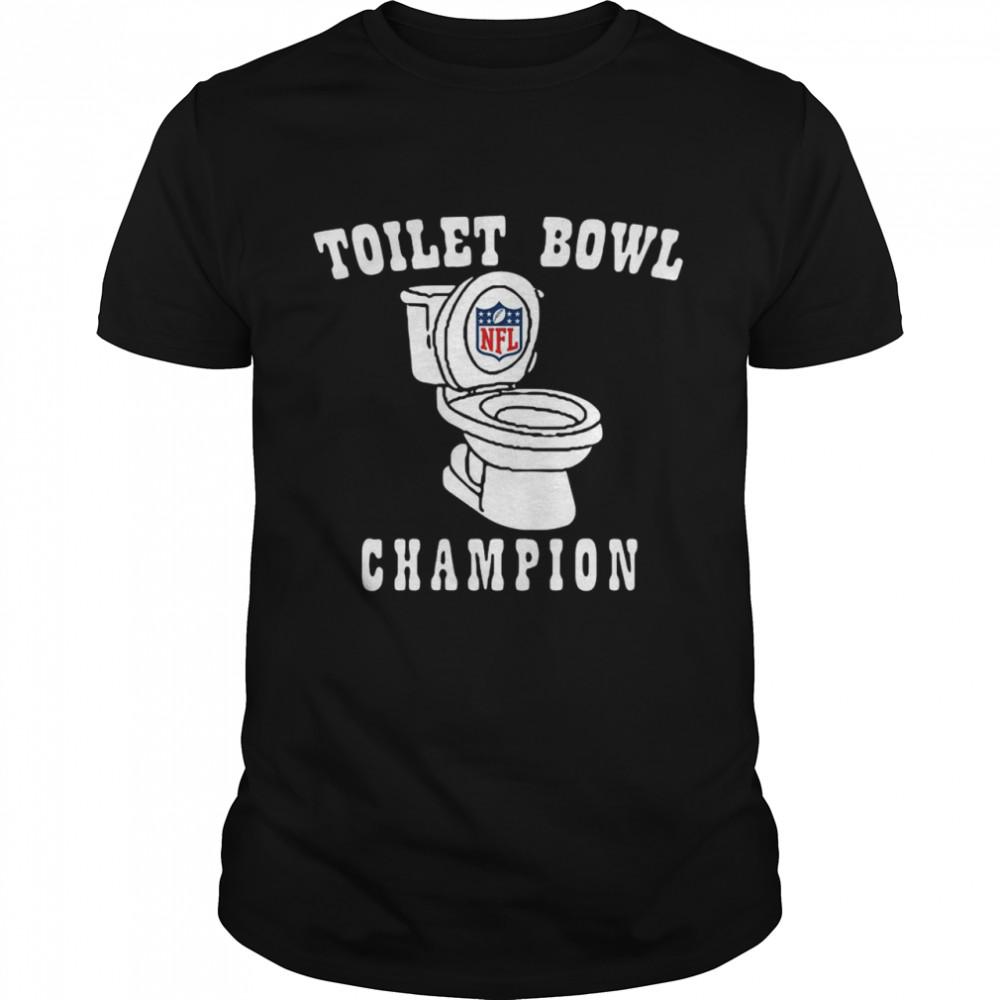 NFL Toilet bowl Champions shirt Classic Men's T-shirt