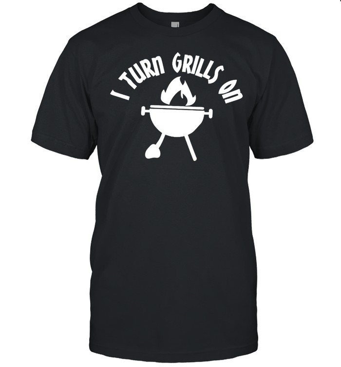 I turn grills on shirt Classic Men's T-shirt