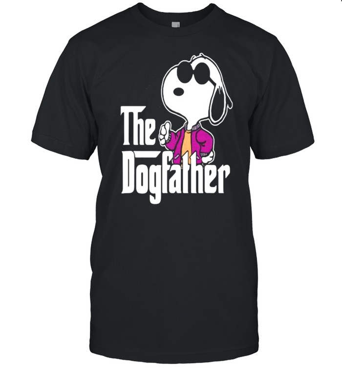 The Dogfather Snoopy  Classic Men's T-shirt