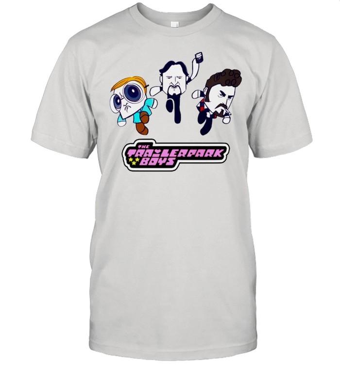 The Trailer park boys superhero shirt Classic Men's T-shirt