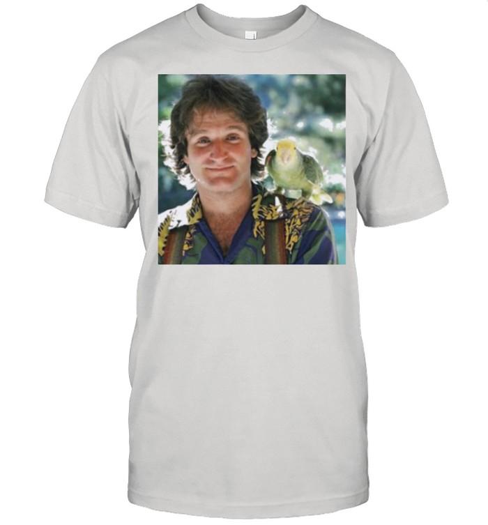 Robin Williams shirt Classic Men's T-shirt