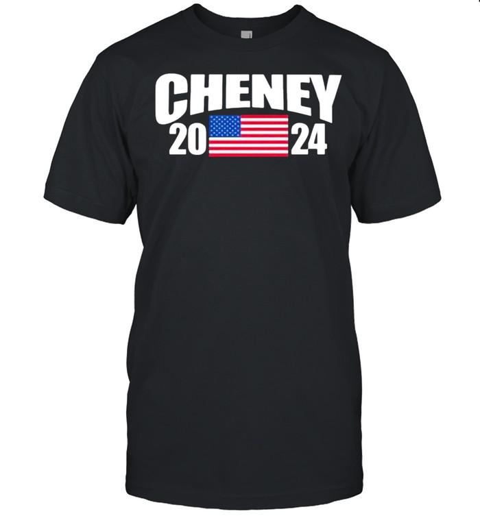 Cheney american 2024 shirt Classic Men's T-shirt