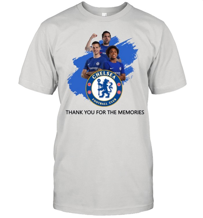 Chelsea Final 2021 UEFA Champions thank you for the memories shirt Classic Men's T-shirt