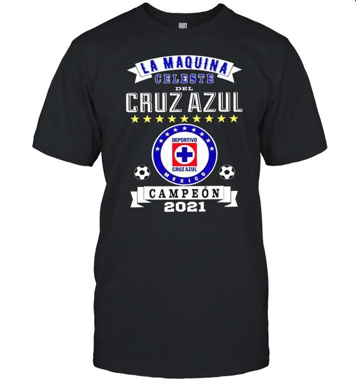 Cruz Azul Campeon 2021 Mexicano shirt Classic Men's T-shirt