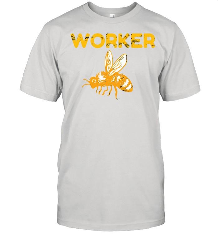 Worker Bees Beekeeping Honey Bee Keeper shirt Classic Men's T-shirt