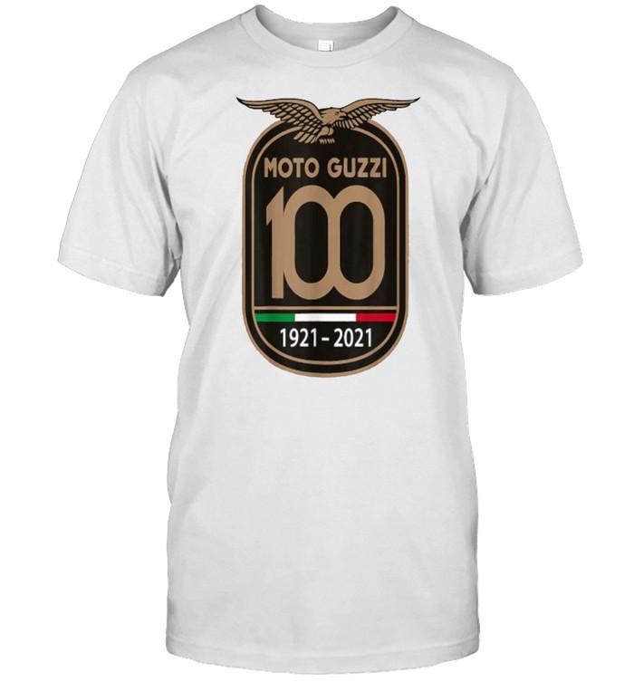 Anniversary 100th Motos Guzzi 1921 2021 T- Classic Men's T-shirt