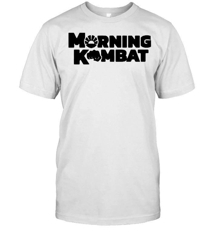 Morning Kombat Youtube T-shirt Classic Men's T-shirt