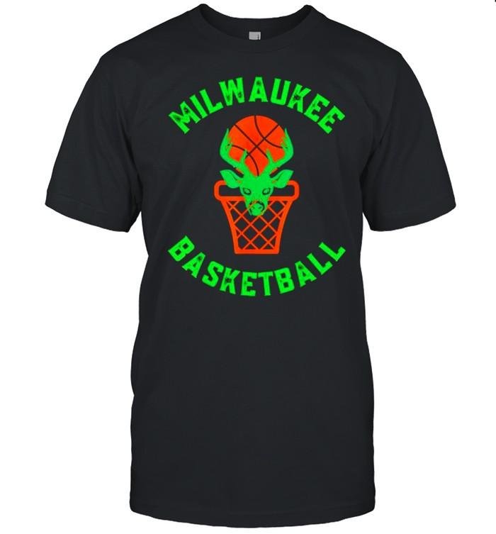 Milwaukee Basketball shirt Classic Men's T-shirt