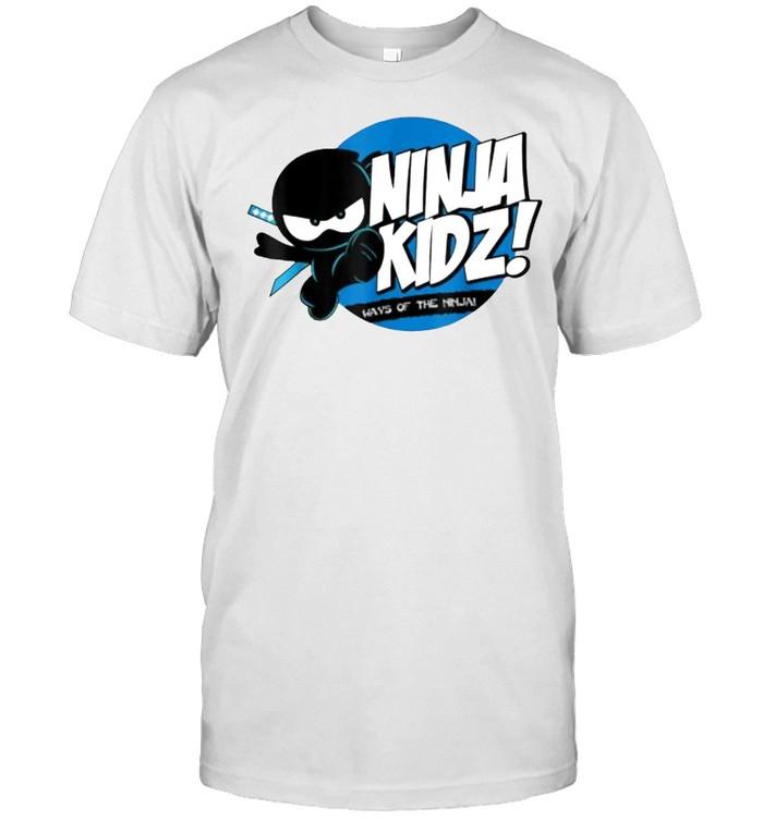 Way of the Ninja, Ninja Warrior For  Classic Men's T-shirt