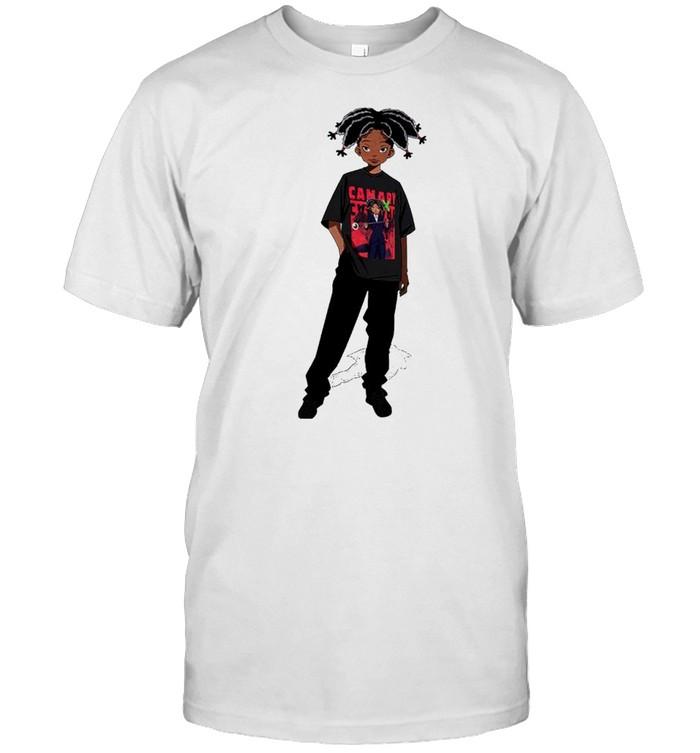 Canary Soul Zenin shirt Classic Men's T-shirt
