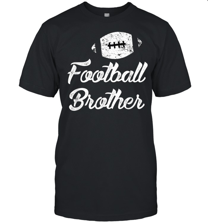 Football Brother  Classic Men's T-shirt