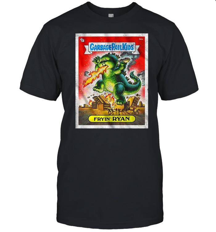 Fryin' Ryan Garbage Pail Kids T-shirt Classic Men's T-shirt