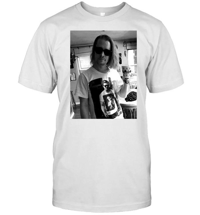 Ryan Gosling Macaulay Culkin Gift T-shirt Classic Men's T-shirt