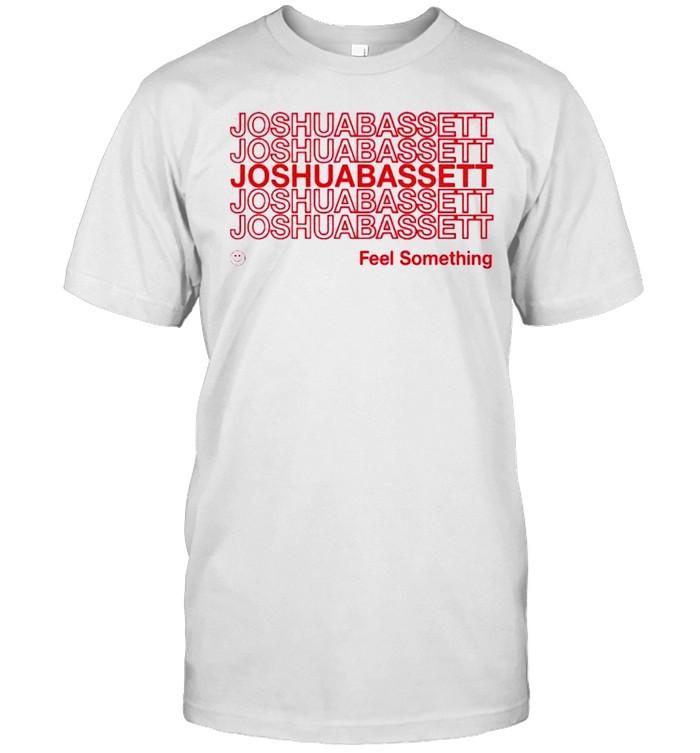 Joshua Bassett feel something tshirt Classic Men's T-shirt