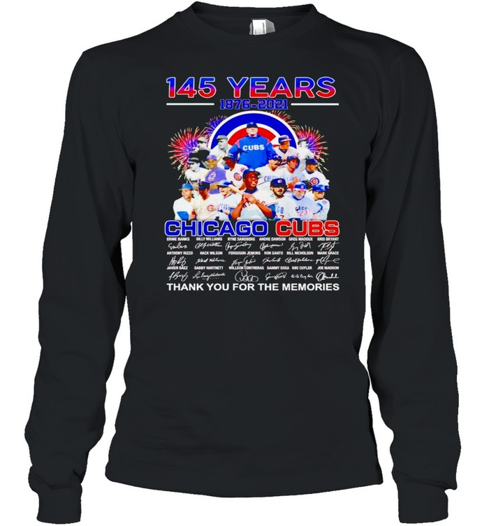 57 years 1964 2021 Kool and The Gang thank you for the memories shirt Long Sleeved T-shirt