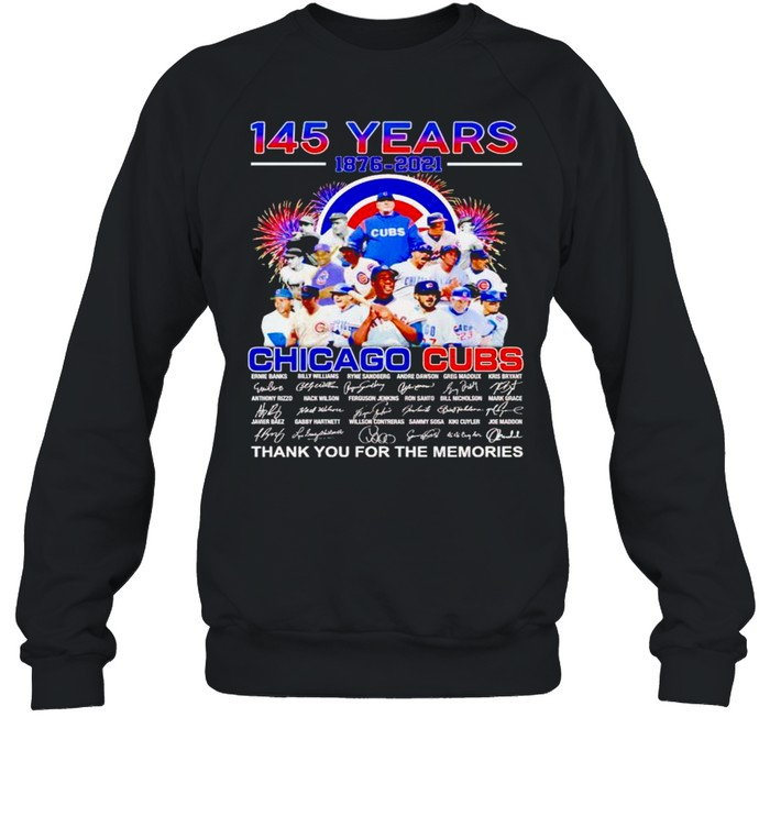 57 years 1964 2021 Kool and The Gang thank you for the memories shirt Unisex Sweatshirt