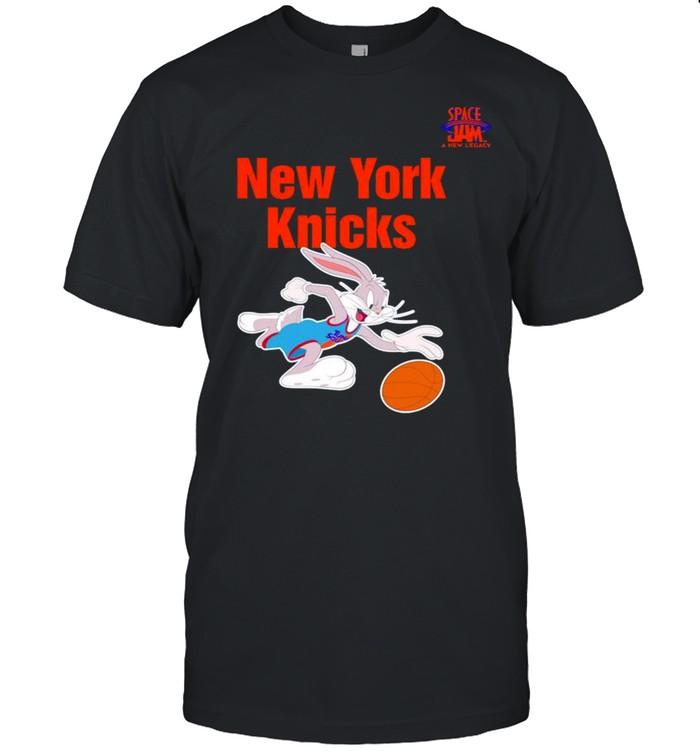 New York Knicks Space Jam 2 Slam shirt Classic Men's T-shirt
