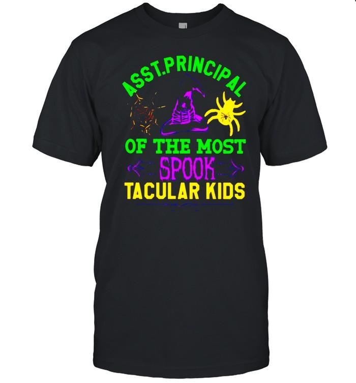 Asst principal of the most spooktacular kids shirt Classic Men's T-shirt