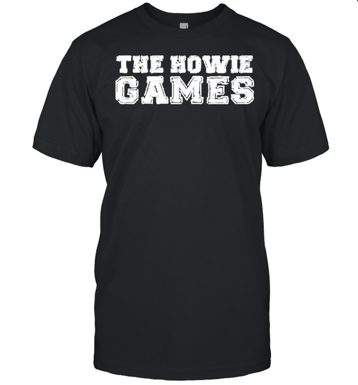 the howie games podcast shirt Classic Men's T-shirt
