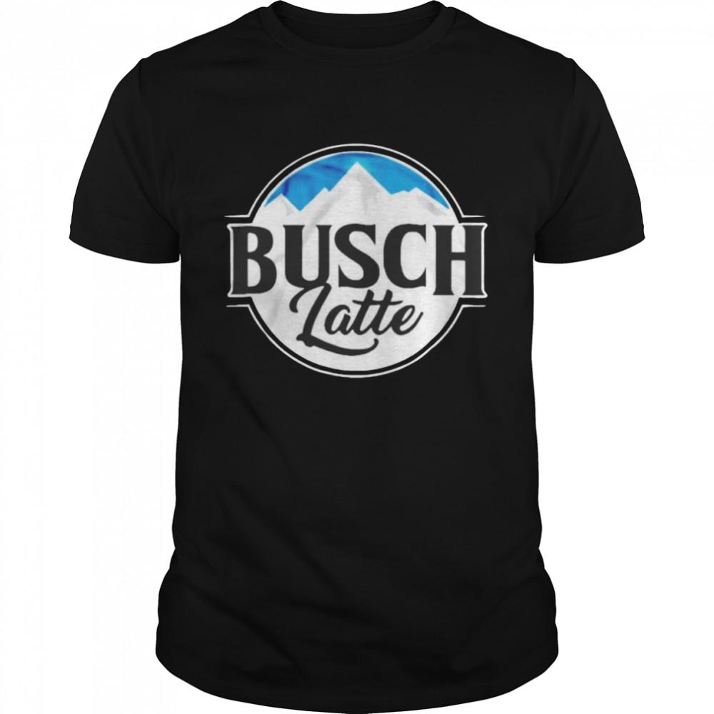 Busch Latte shirt Classic Men's T-shirt
