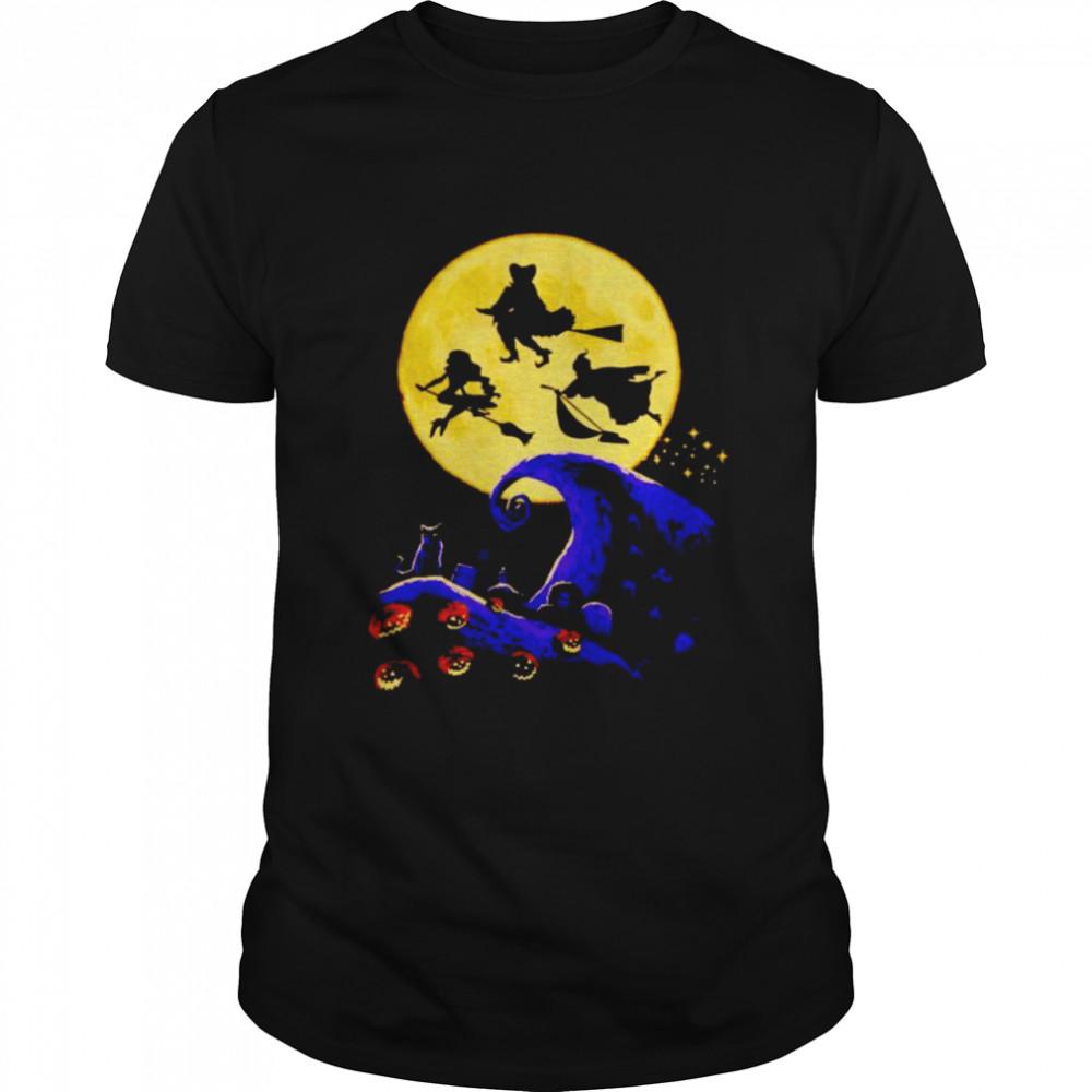 Hocus Pocus the nightmare before Christmas shirt Classic Men's T-shirt