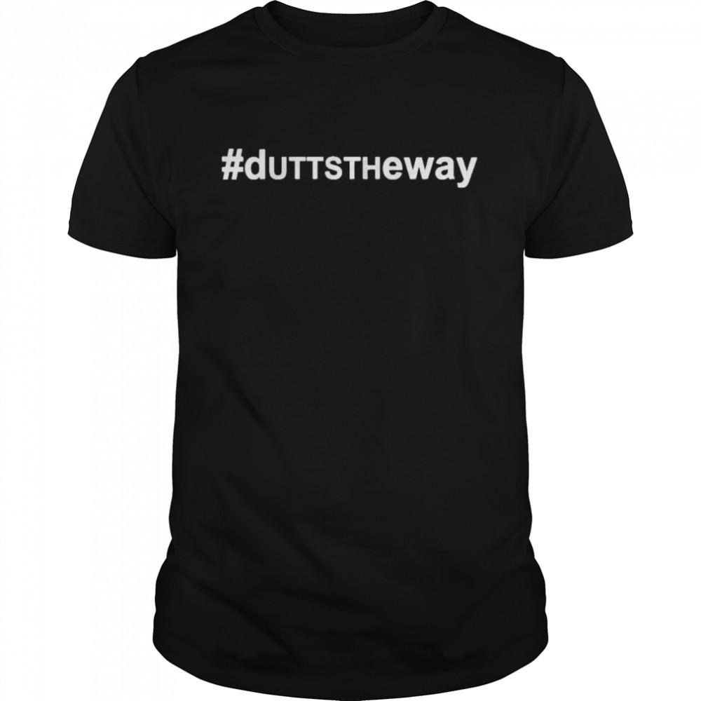 #duttstheway film sonam ranbir and rajkumar shirt Classic Men's T-shirt