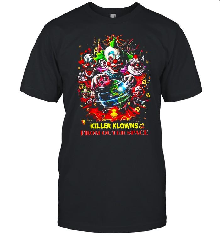 Killer Klowns From Outer Space Halloween T-shirt Classic Men's T-shirt