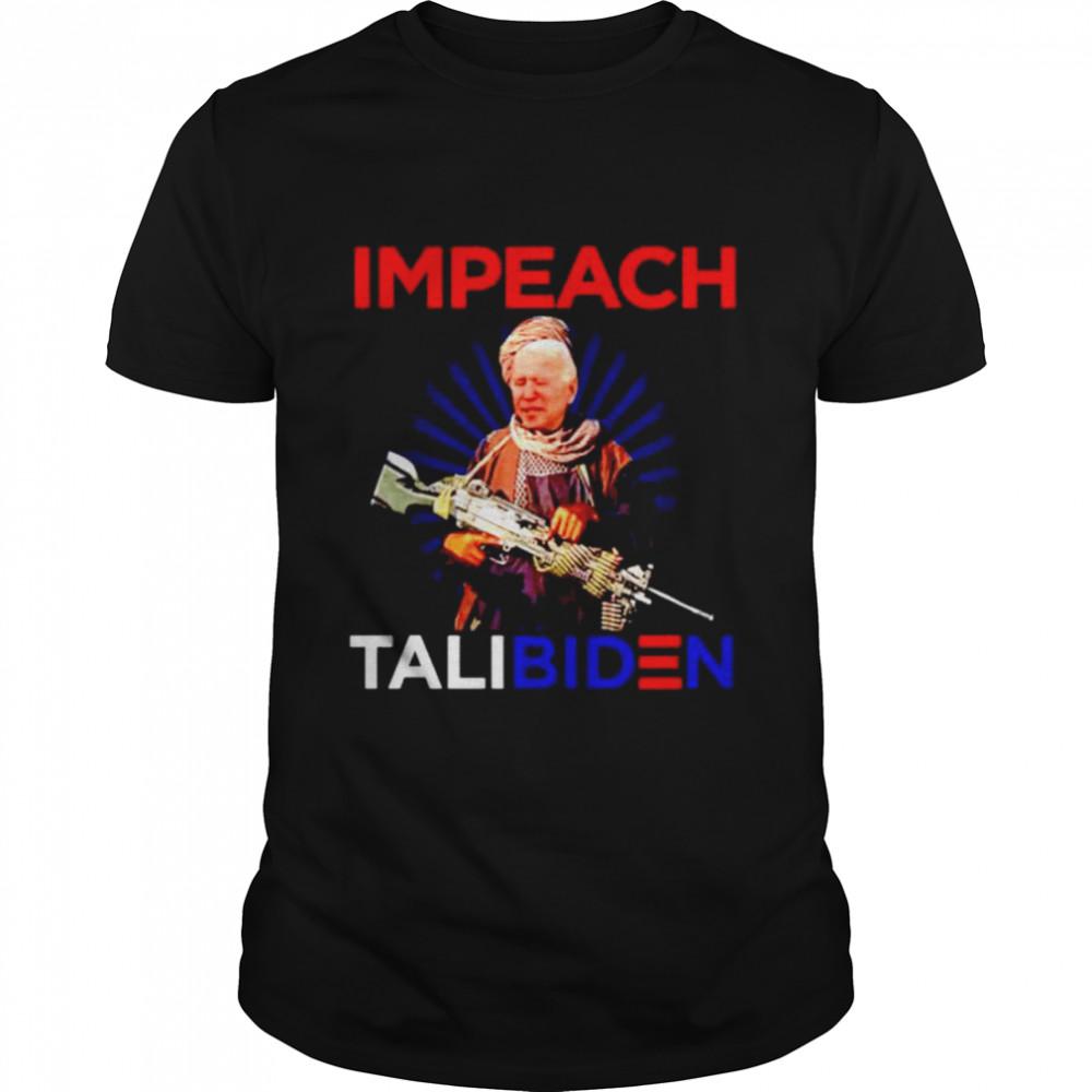 Impeach Talibiden Biden Afghanistan shirt