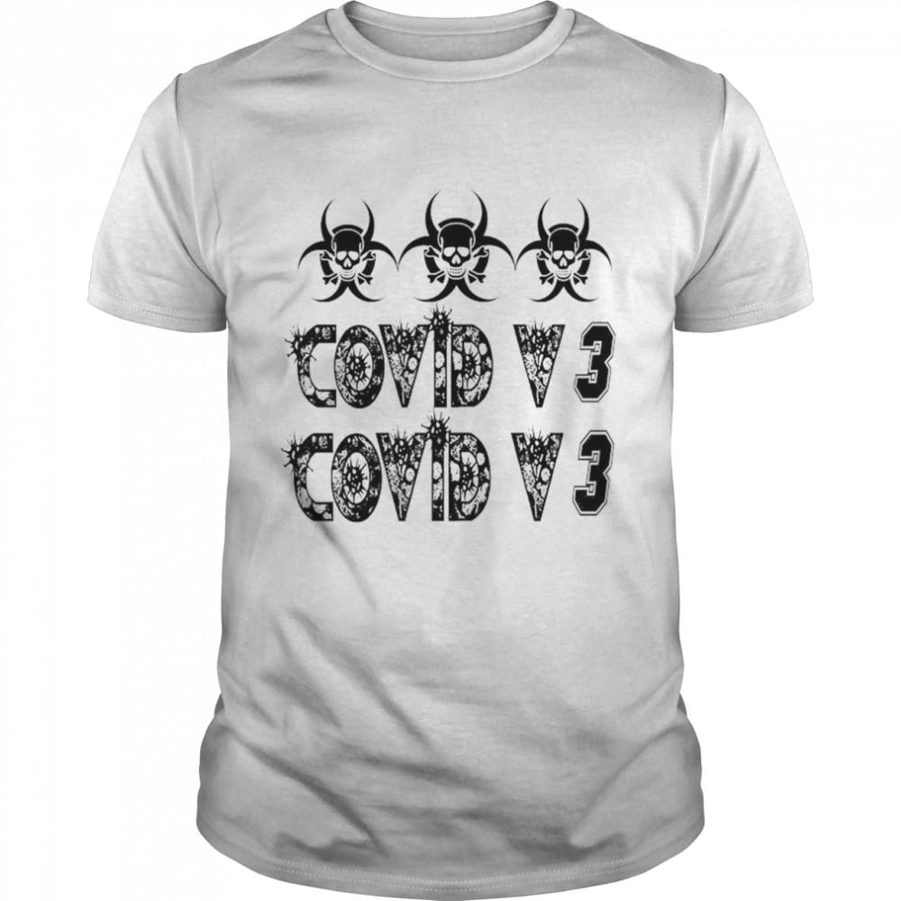 Covid V3 shirt
