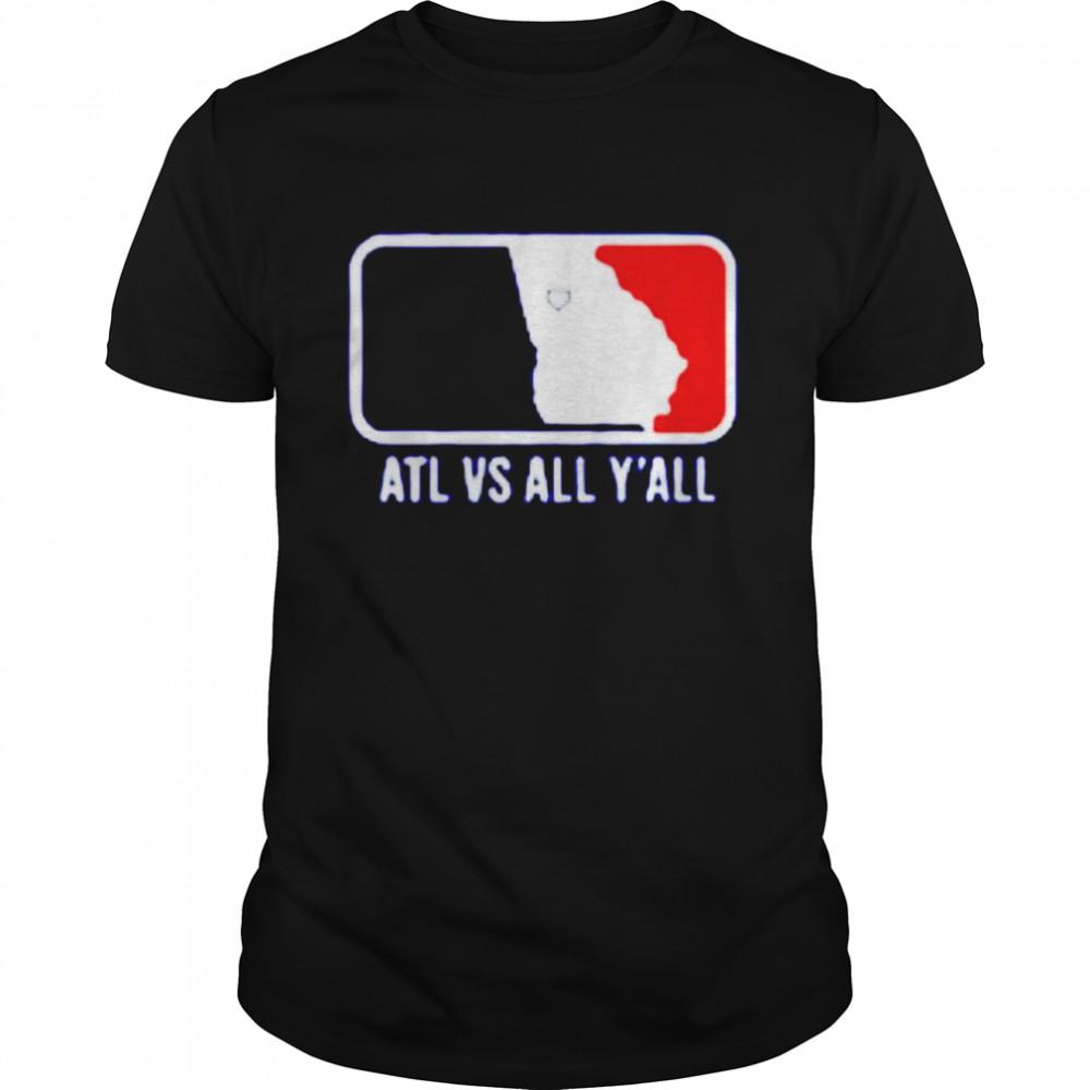 ATL vs All Y'all shirt